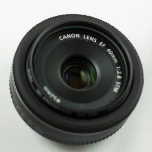 Canon EF 40mm STM